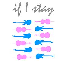 If I Stay Photographic Print