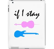 If I Stay iPad Case/Skin