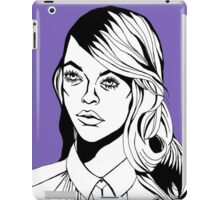 Buttoned Up iPad Case/Skin