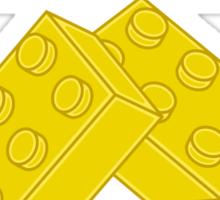 Yellow Bricks, Customize My Minifig Sticker