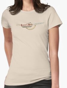 Vote Debs! Womens Fitted T-Shirt
