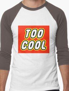 TOO COOL Men's Baseball ¾ T-Shirt