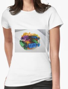 Chocolates for Christmas Womens Fitted T-Shirt