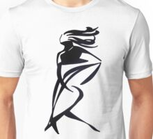 In a Hurry Unisex T-Shirt