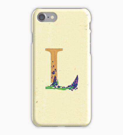 Le Jardin de Adalaine - L iPhone Case/Skin