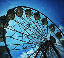 The Ferris Wheel. by Steve Gale