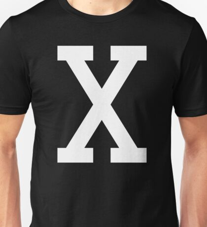Malcolm X Unisex T-Shirt