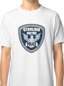 Starling City Metro Police Department Classic T-Shirt