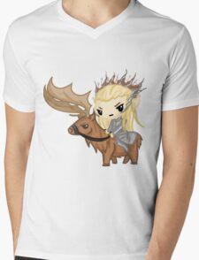 Thranduil Mens V-Neck T-Shirt