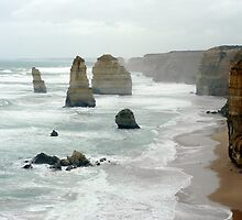 Twelve (ish) Apostles by nomiddlename