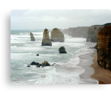 Twelve (ish) Apostles Canvas Print