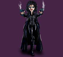 SELENE, THE VAMPIRE FIGHTER. Unisex T-Shirt