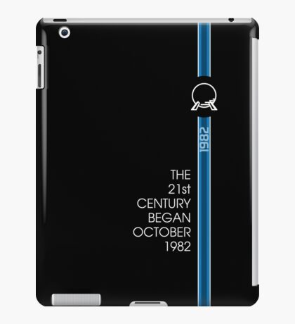 1982 Beginnings iPad Case/Skin