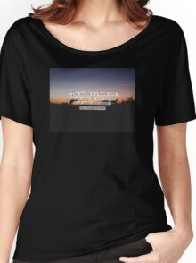 The world is a book Women's Relaxed Fit T-Shirt