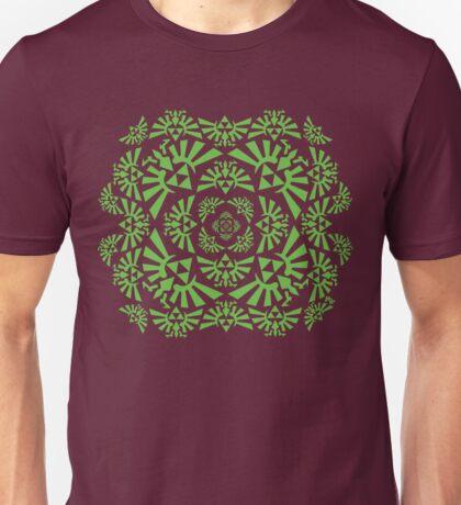 Enter The Triforce Unisex T-Shirt