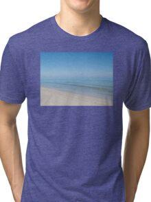 Tunisian sea Tri-blend T-Shirt
