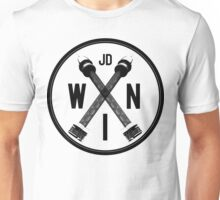 Wear In Newcastle Circle Unisex T-Shirt