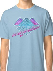 Imagination Rules the Nation Classic T-Shirt