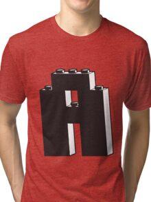 THE LETTER A Tri-blend T-Shirt