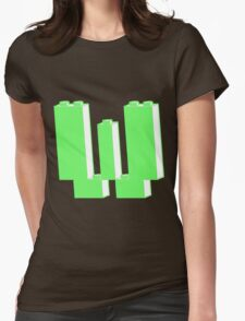 THE LETTER W, Customize My Minifig T-Shirt