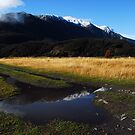 Arthur's Pass by chriso