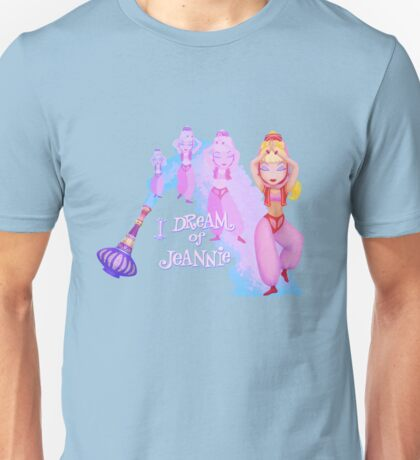 Jeannie in a Bottle Unisex T-Shirt