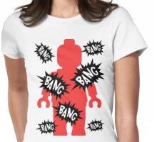 Minifig BANG BANG BANG, Customize My Minifig Womens Fitted T-Shirt