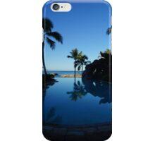 Pool by the Sea- Oahu, Hawaii iPhone Case/Skin