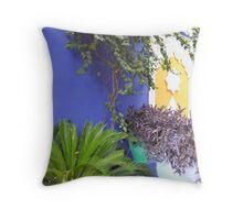 marrakech pots Throw Pillow