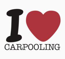 I love carpooling Kids Clothes