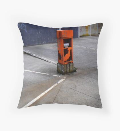 No Ticket Required Throw Pillow