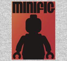 Retro Large Black Minifig, Customize My Minifig Kids Tee