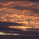Golden Clouds.... by John Gilluley