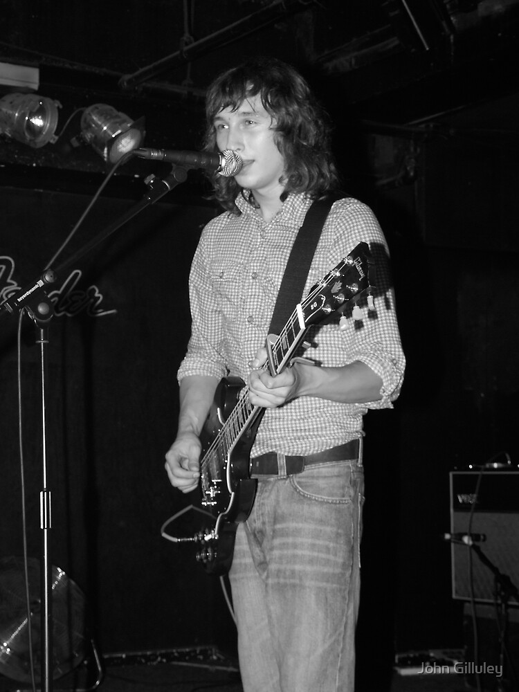 Eleven P's Frontman.... by John Gilluley