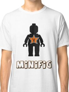 Minifig [Black], Customize My Minifig Star Logo Classic T-Shirt