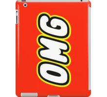 OMG, Customize My Minifig iPad Case/Skin