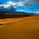 Early Morning Dunes by Ben Farrell