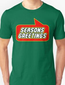 Seasons Greetings, Bubble-Tees.com T-Shirt