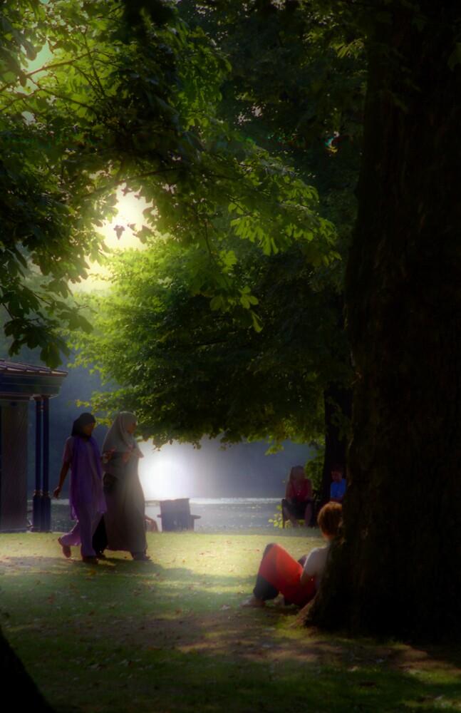 High Summer, Victoria Park by Stephen Jackson