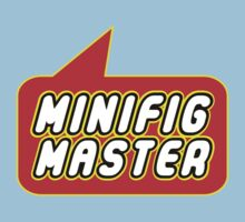 Minifigs Master, Bubble-Tees.com Kids Clothes