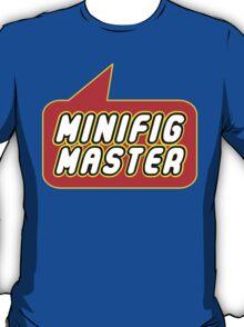 Minifigs Master, Bubble-Tees.com T-Shirt