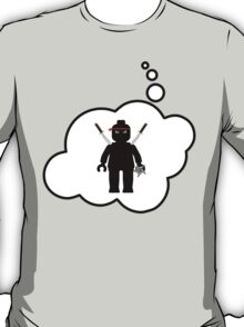 Minifig Ninja, Bubble-Tees.com T-Shirt