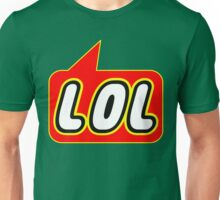 LOL, Bubble-Tees.com Unisex T-Shirt
