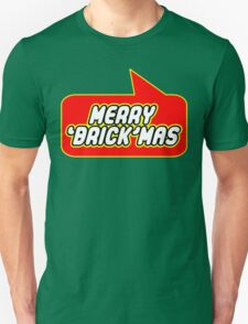 Merry 'Brickmas', Bubble-Tees.com T-Shirt