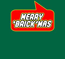 Merry 'Brickmas', Bubble-Tees.com Unisex T-Shirt