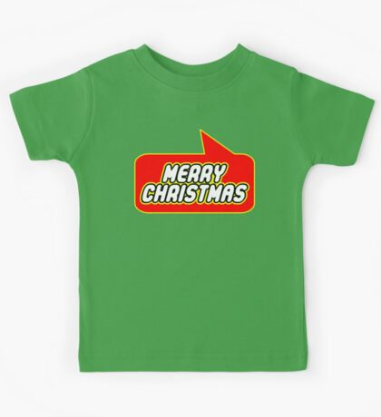 Merry Christmas, Bubble-Tees.com Kids Tee