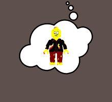 Zombie Minifig, Bubble-Tees.com Unisex T-Shirt