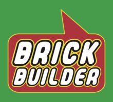 Brick Builder, Bubble-Tees.com One Piece - Short Sleeve