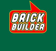 Brick Builder, Bubble-Tees.com Womens Fitted T-Shirt