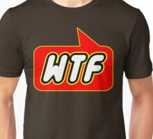 WTF, Bubble-Tees.com Unisex T-Shirt